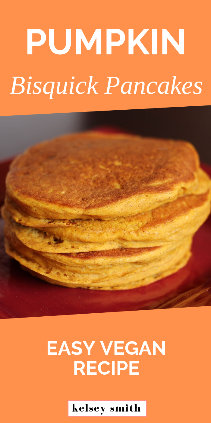 Bisquick Pumpkin Pancakes Recipe | Moist and delicious