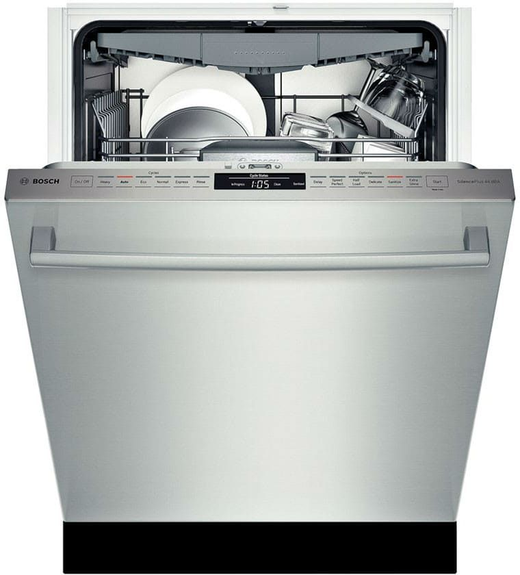 Bosch Shx68tl5uc 24 Inch Fully Integrated Dishwasher With