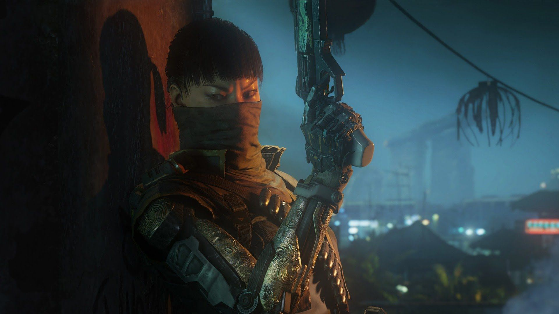 Call Of Duty Black Ops 3 Optimizing Your Seraph Specialist Best In Class Call Of Duty Black Ops 3 Call Of Duty Black Black Ops 3