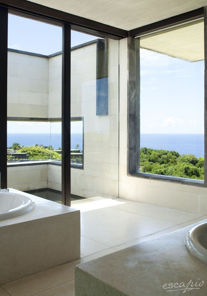 That view! Alila Villas Uluwatu. Indonesia