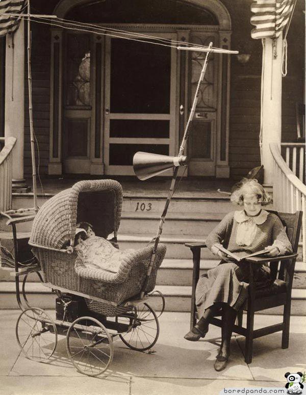 Pongale musica al niño....USA 1921