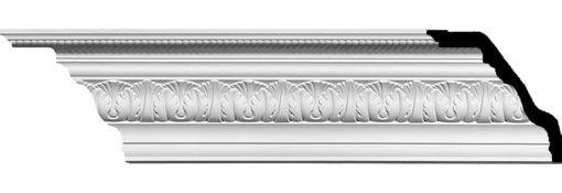 MLD06X05X08TI Ornate Crown Moulding