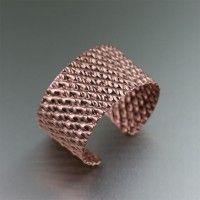 love this copper cuff bracelet!