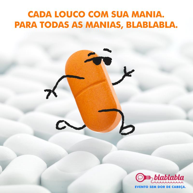 Loucura é não aproveitar esse dia lindo - e não conhecer essa plataforma:  www.blablablaeventos.com.br \O/ Para os paulistas, bom feriado. Aos amigos de outros estados, ânimo: amanhã é seXxta!