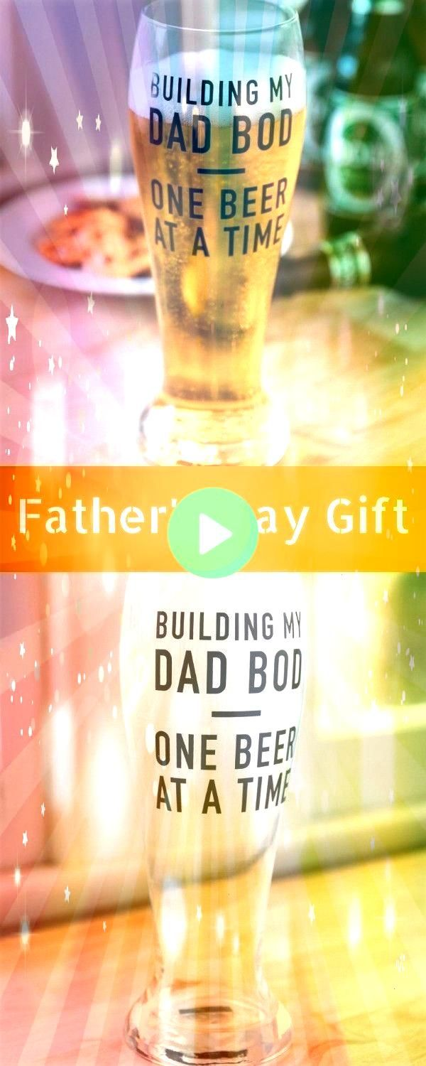 This Building My Dad Bod One Beer At The Time beer glass is a great fathers day gift This Building My Dad Bod One Beer At The Time beer glass is a great fathers day gift...