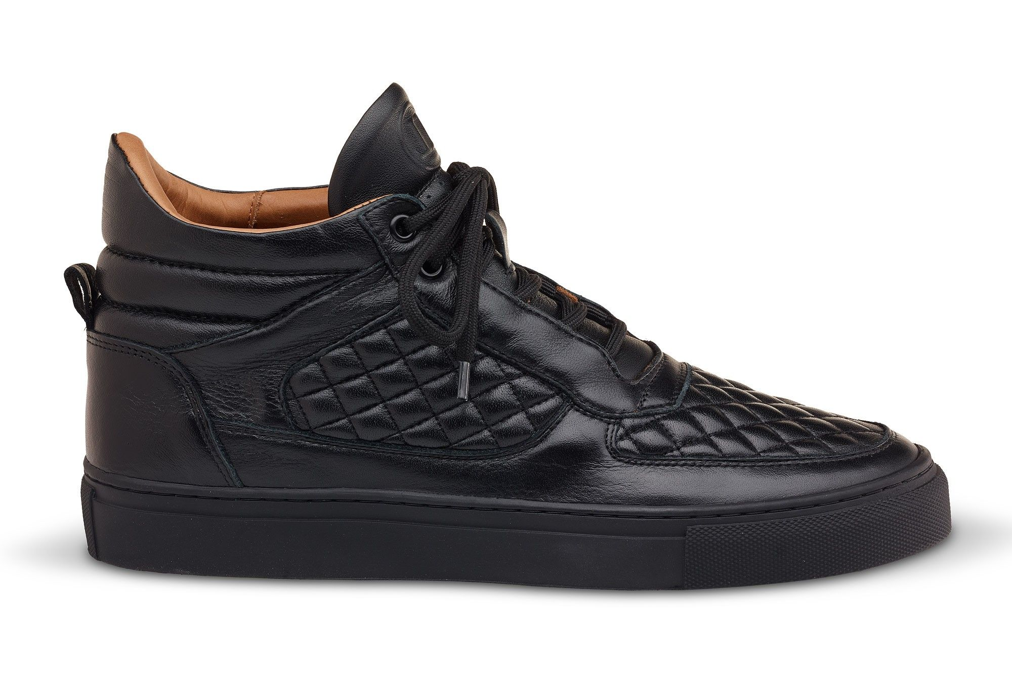 Leandro Lopes - Mid Top - Faisca - Black
