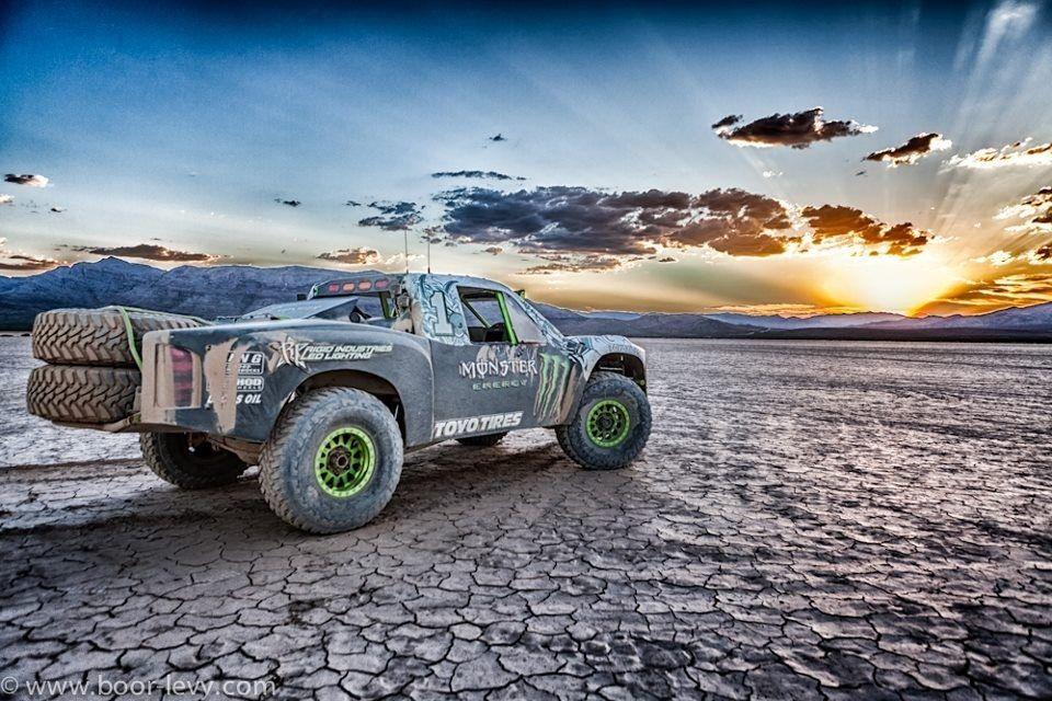 Bj Ballistic Baldwins Monster Energy Trophy Truck Trophy