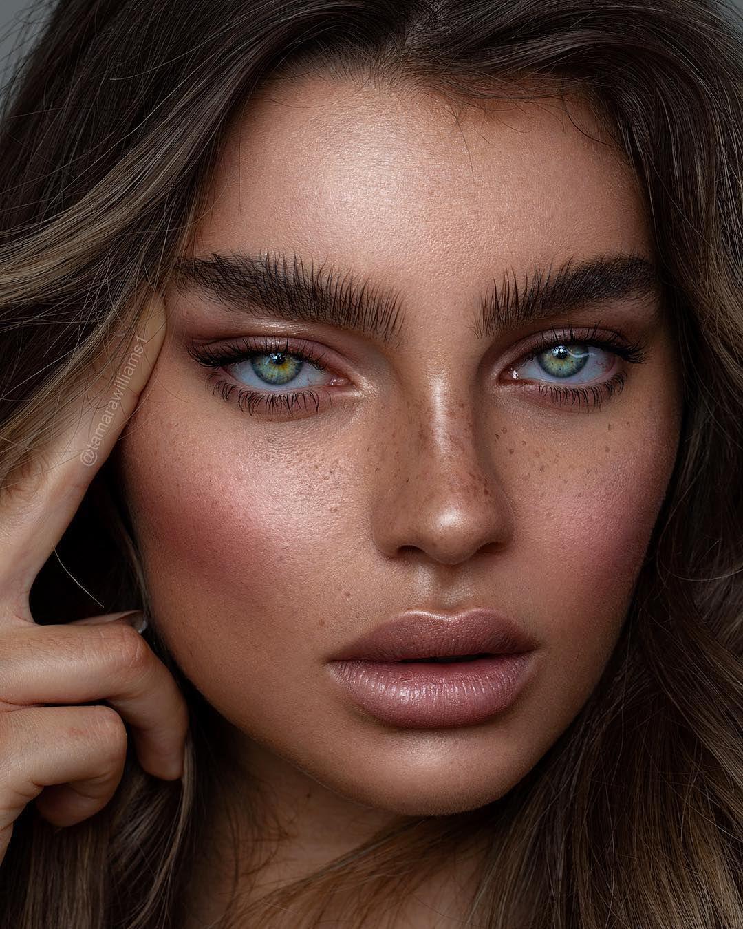 свет фото женских лиц макияж можете подарить