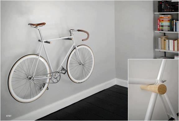 Bike Storage & Bike Storage | NYC Apartment Living | Pinterest | Storage ...