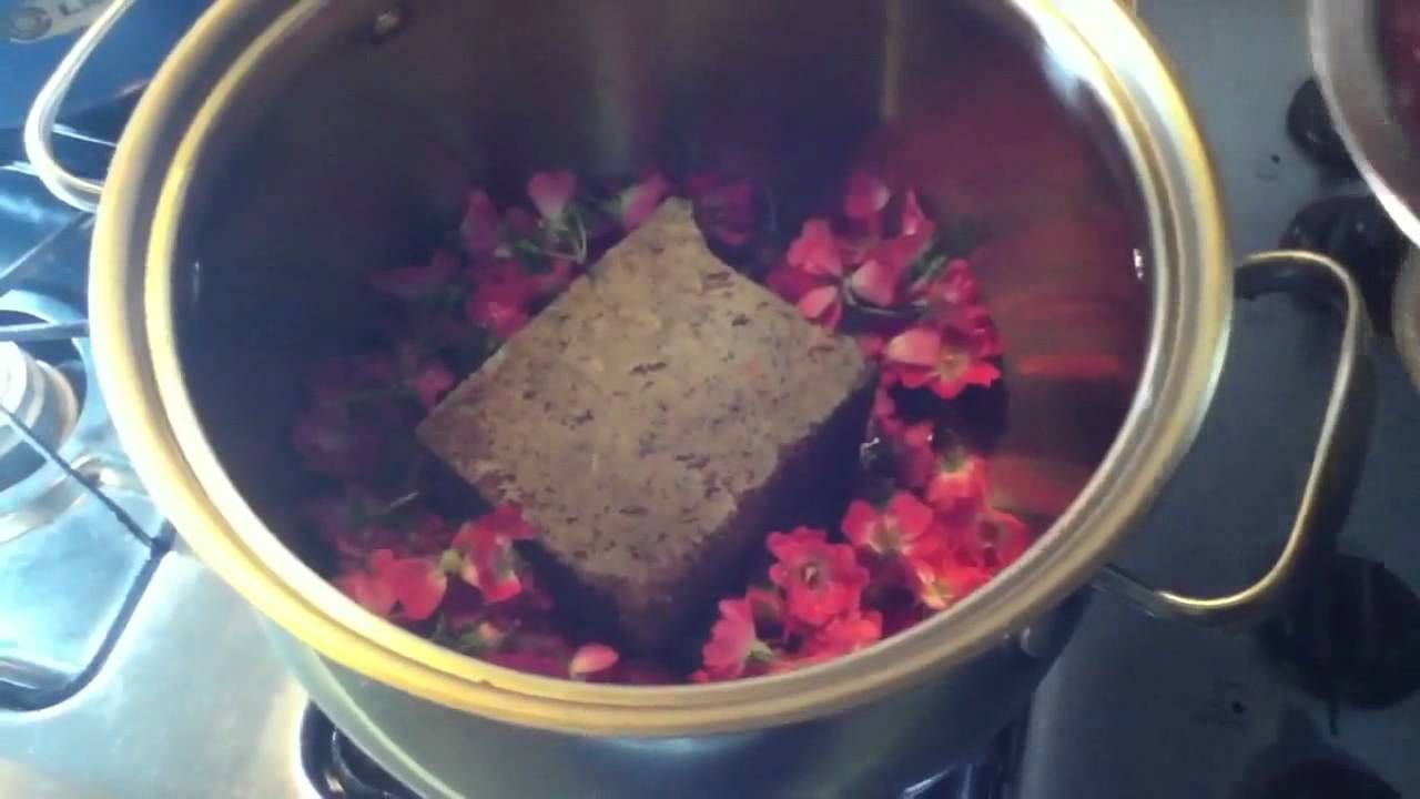 How to make rose water toner tutorial rose water for