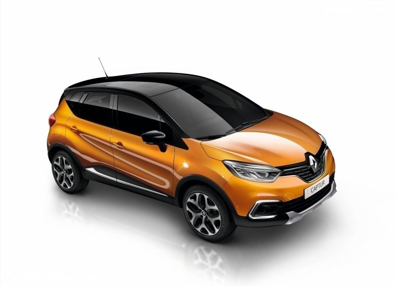 Renault Captur 2018 Poster Small Suv Cars Small Suv Car Wallpapers