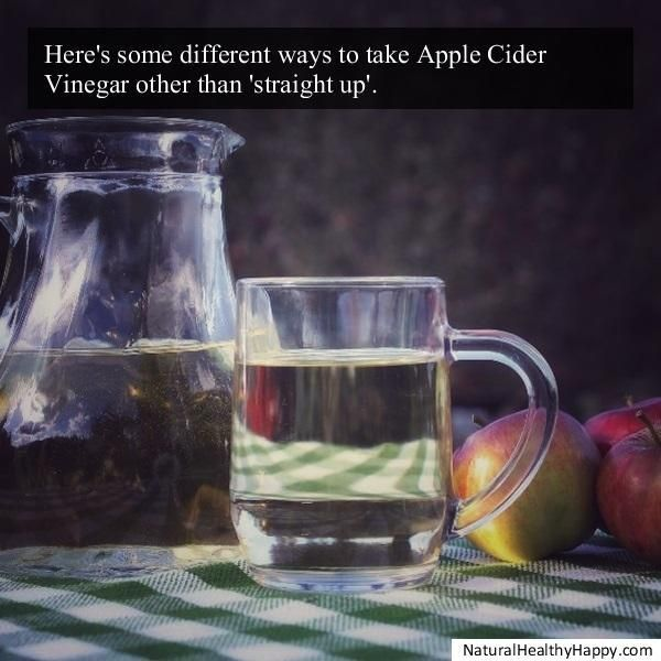 check out the webpage to see more on apple cider vinegar