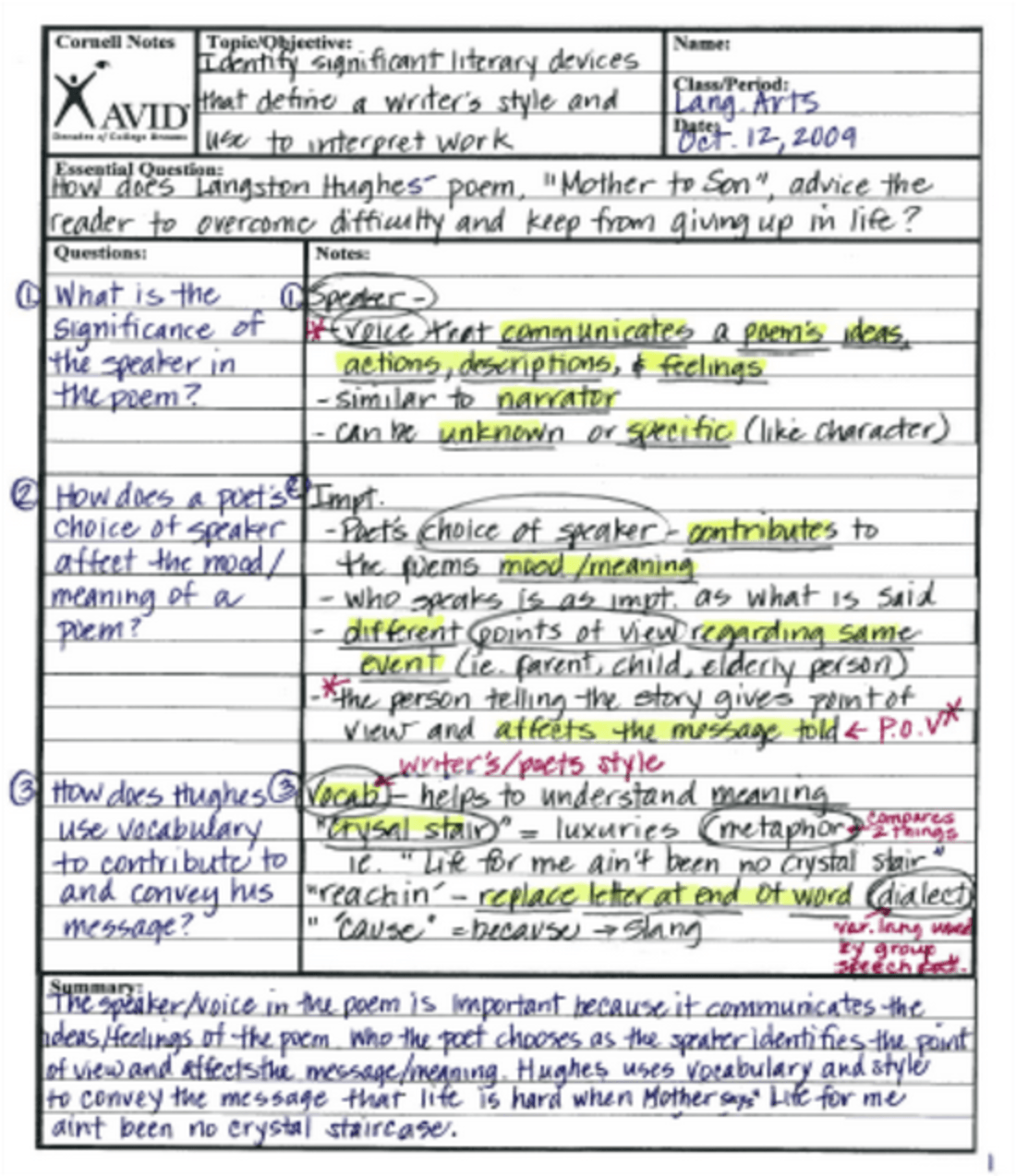 What\'s the most effective way to take notes? - Agenda - The World ...