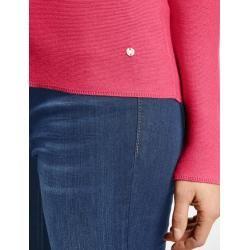 Photo of Pullover aus reiner Baumwolle Pink Gerry WeberGerry Weber
