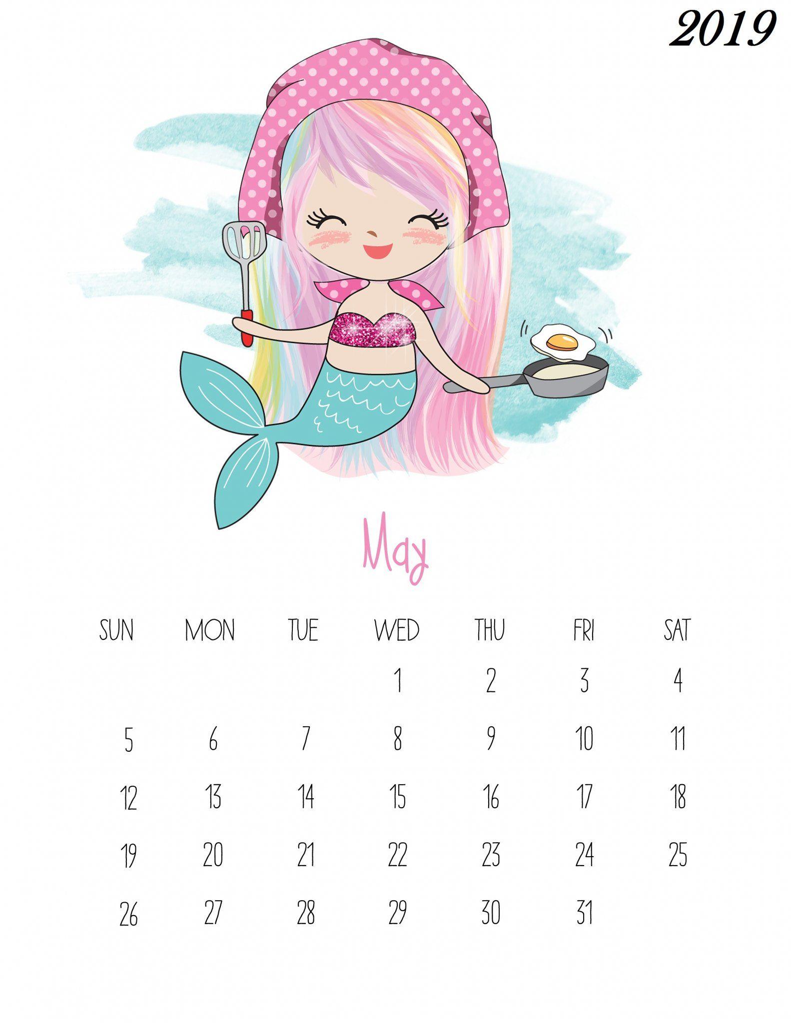 Free Printable May 2019 Kids Calendar Kids Calendar Calendar Pictures Calendar Wallpaper
