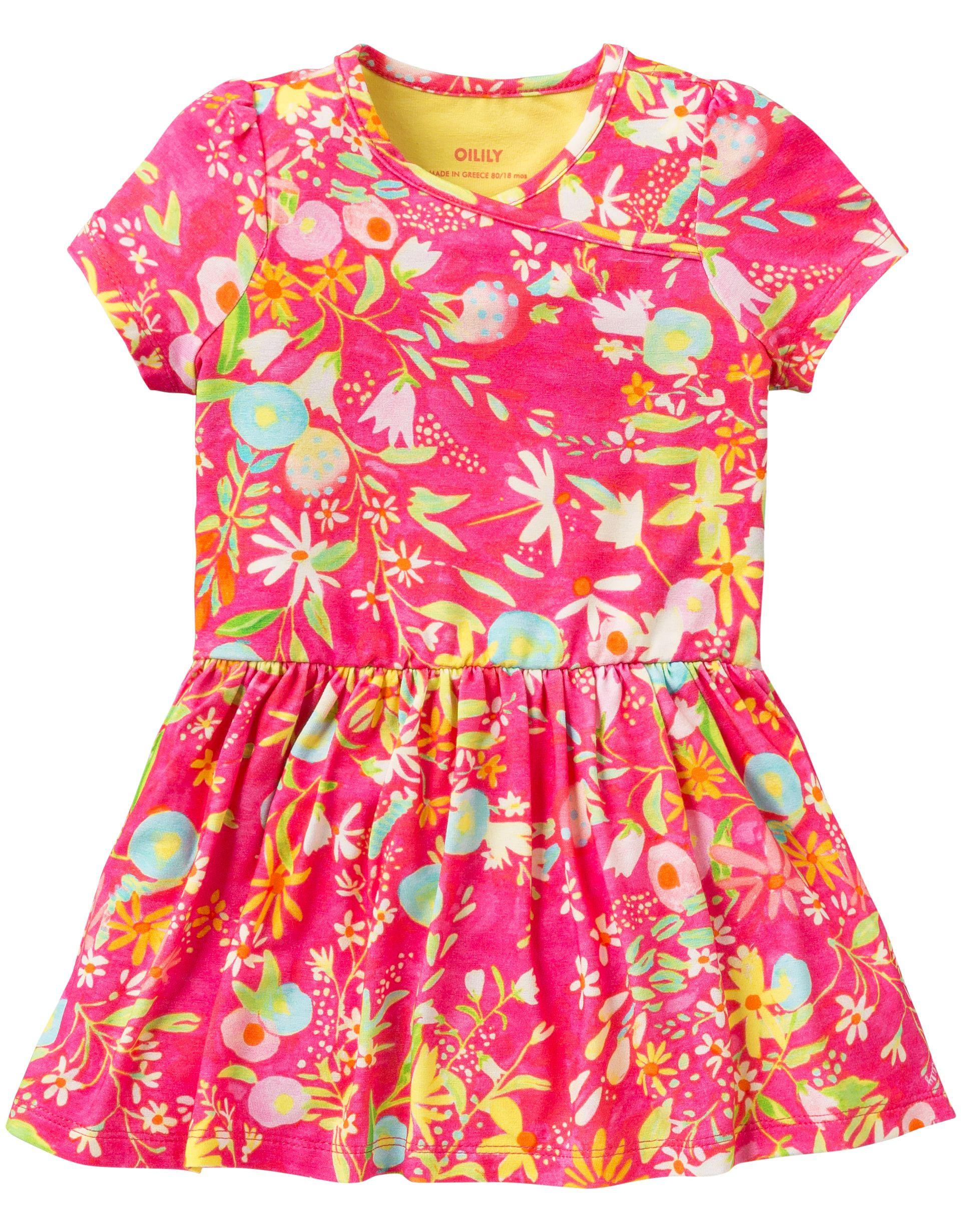 H&m pink pleated dress  OILILY Childrenus Wear  Spring Summer   Dress Trisha  Little
