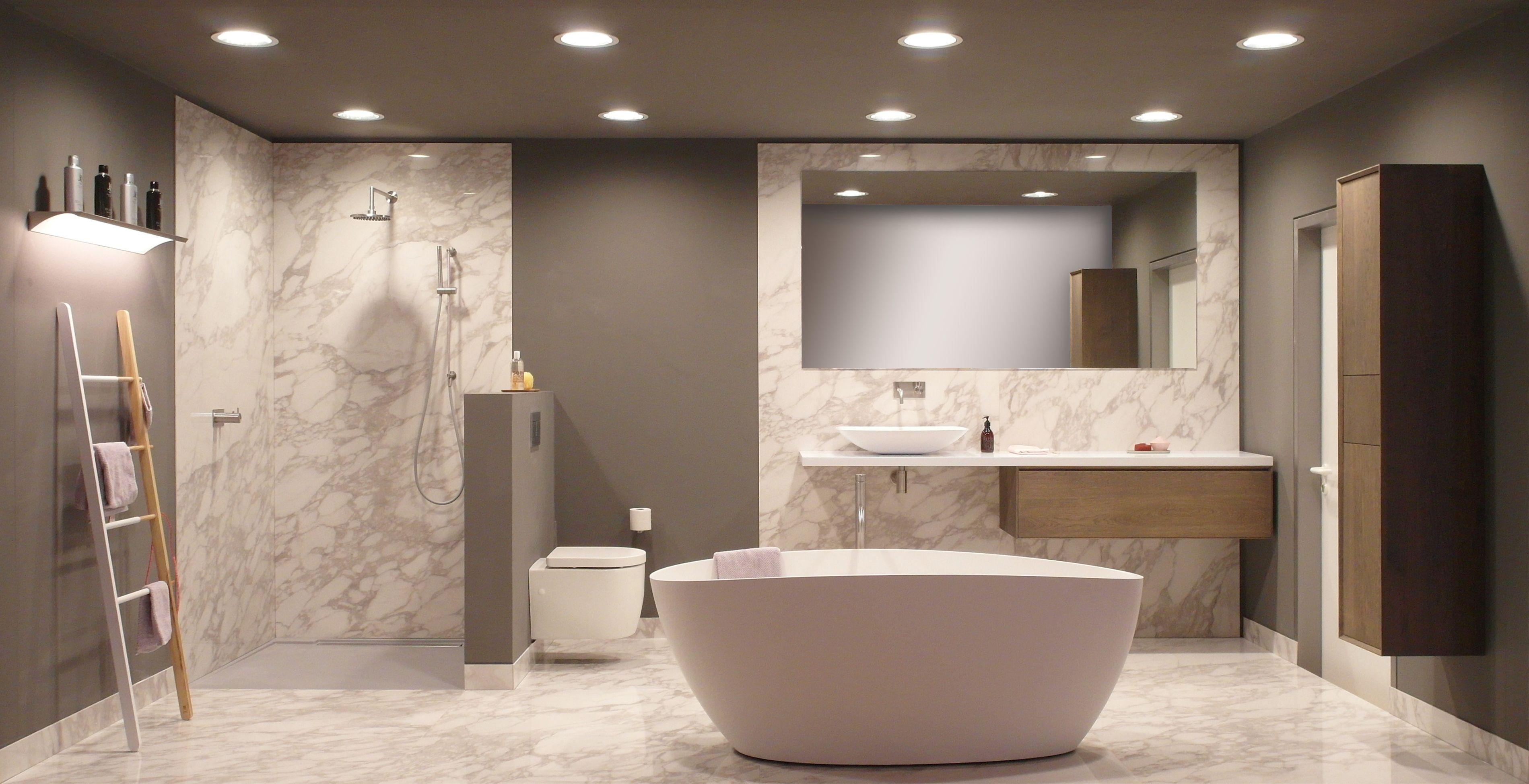 marmer badkamer   Badkamer   Pinterest   Marbles