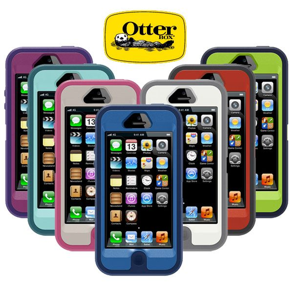 Wireless King Com Otterbox Defender Rugged Iphone 5 Case