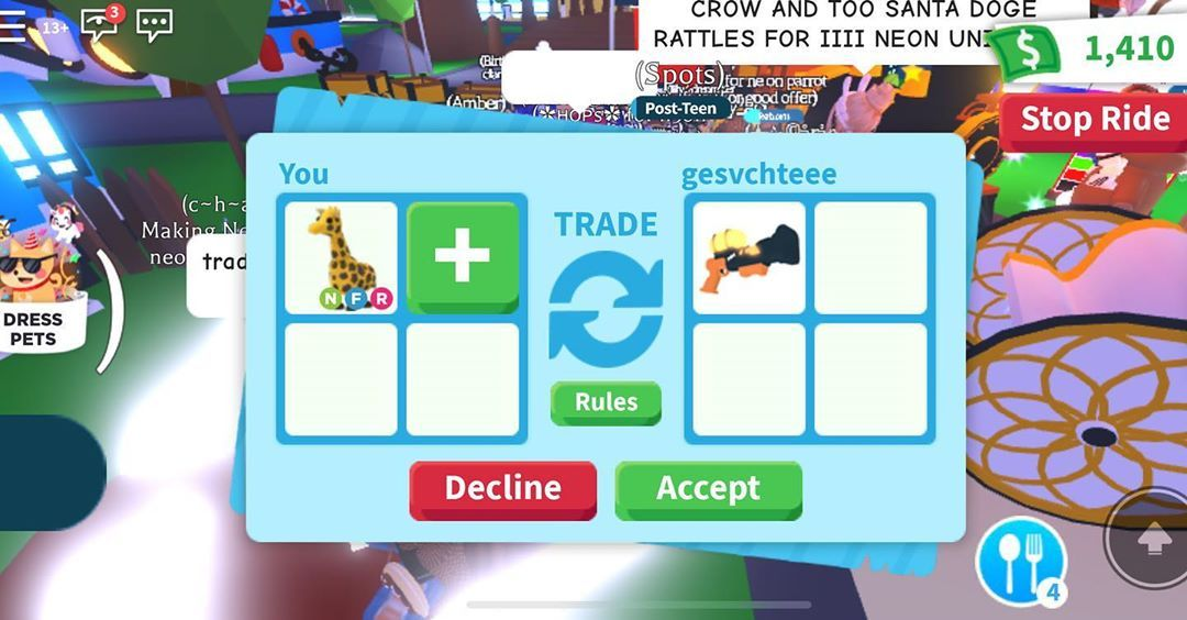 Pin by vicki gonder on Trades! in 2020 Roblox codes