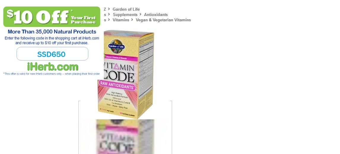 High Quality Explore Garden Of Life Vitamins, Head To, And More! Nice Look