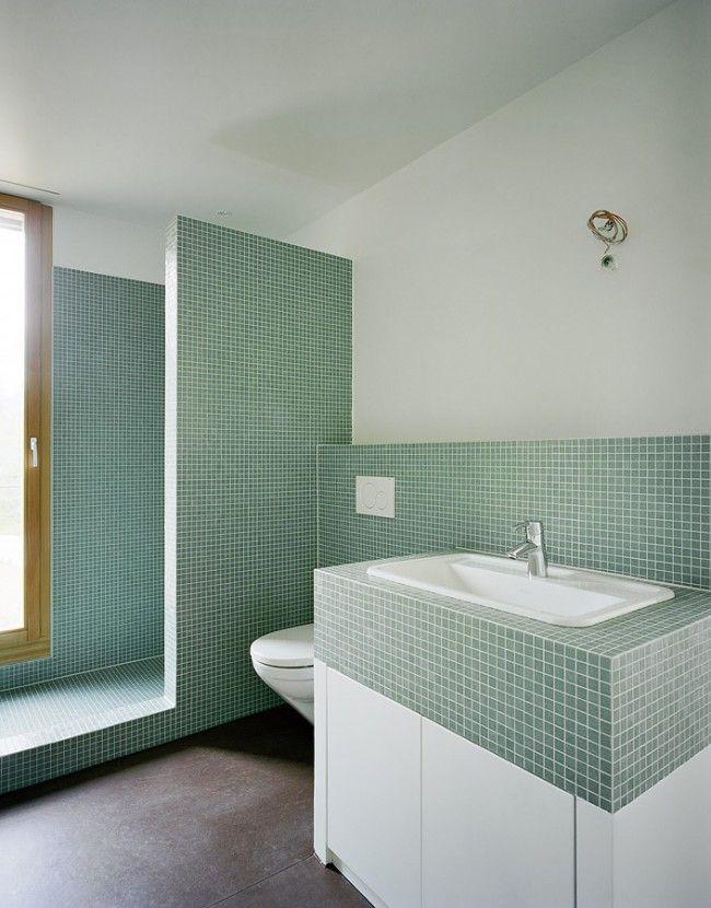 DECROUX+PICCOLO architectes sàrl Morlon \u2013 Construction maison