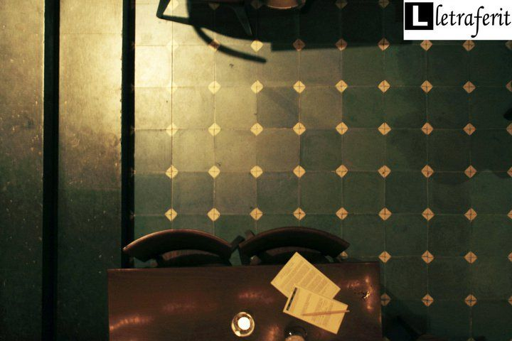 Lletraferit, el café-librería del Raval
