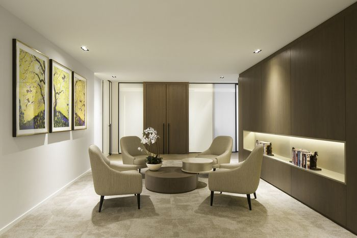 private office design ideas. Https://officesnapshots.com/2017/06/22/private-office-dubai/ #executiveofficedesigns | Office Designs Pinterest Designs, Spaces And Private Design Ideas A