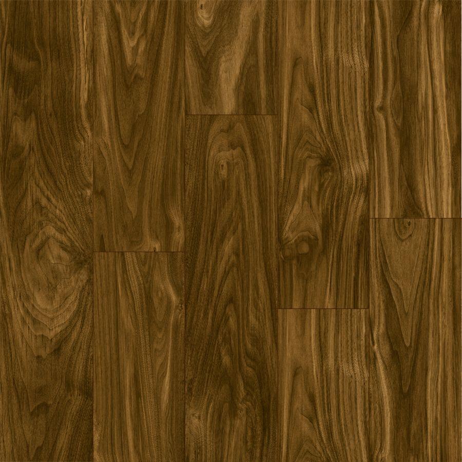 Shop Style Selections 4.96in W x 50.79in L Dark Walnut