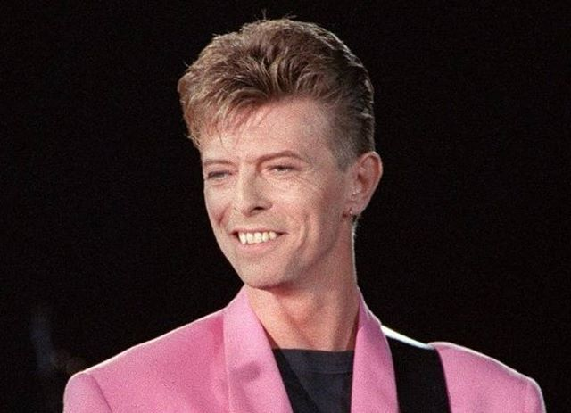 Růžovka.#David#Bowie#DavidBowie#bowieisourstar