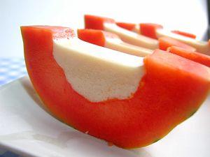 木瓜牛奶凍食譜、作法 | 台灣愛買的多多開伙食譜分享