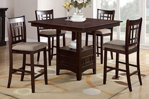 19++ Square counter height dining table set Ideas