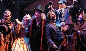 A Christmas Carol The Holiday Classic At American Conservatory Theater Christmas Carol Carole Events In Boston
