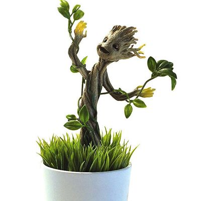 06450864 Groot Growing Plant - $16 ⋆ Gifts for Marvel Fans! | Geeky Goods + ...