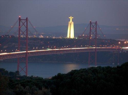Panoramio Photo Of Ponte 25 Abril Lisboa Portugal Imagens De Lisboa Portugal