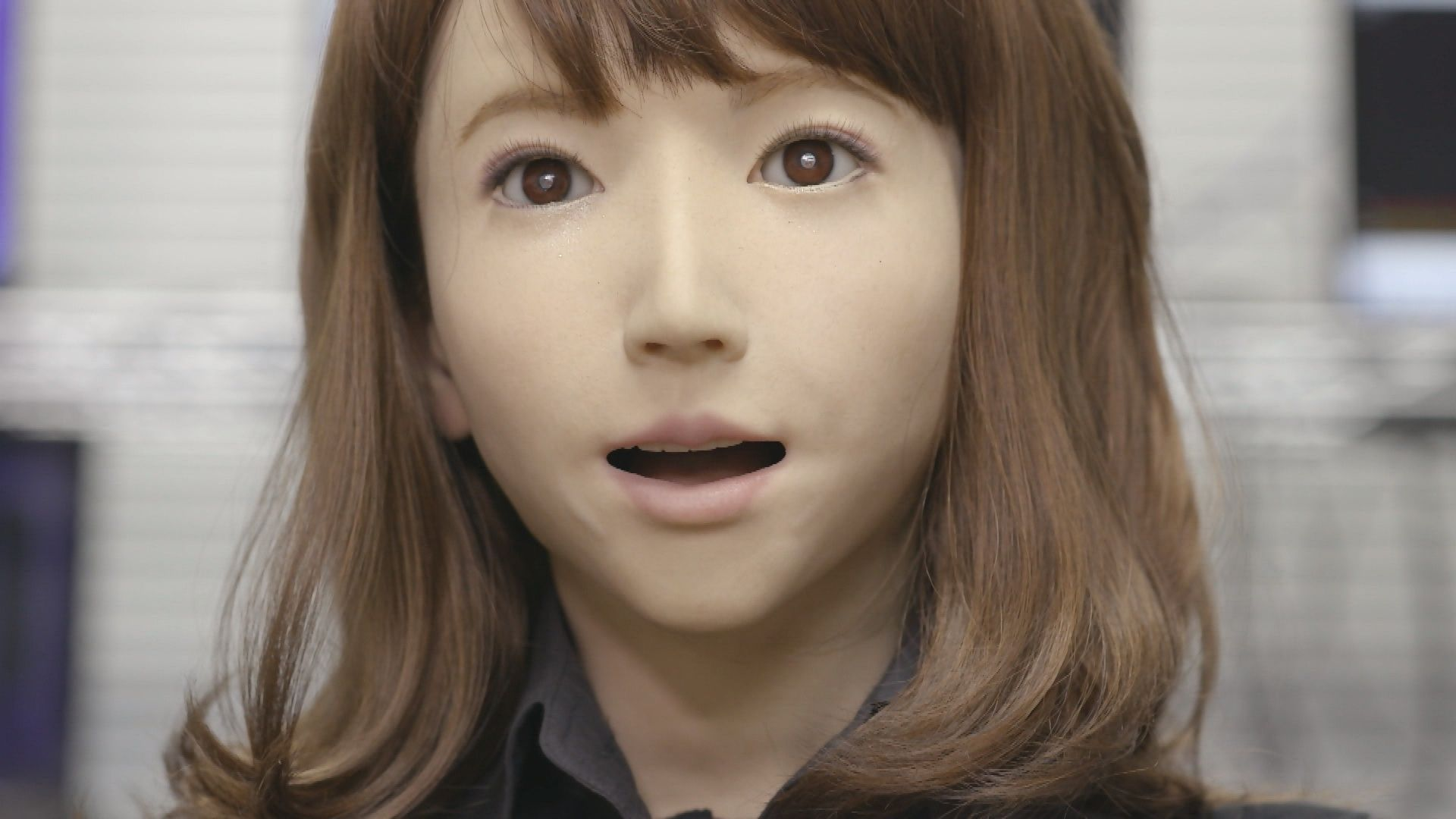 A 23-year old Japanese robot named Erica, is set to make her debut as a news anchor in April this year and considers herself an actual person.