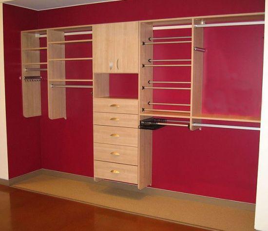 Best Custom Closets & Home Storage Design | Custom closet ...