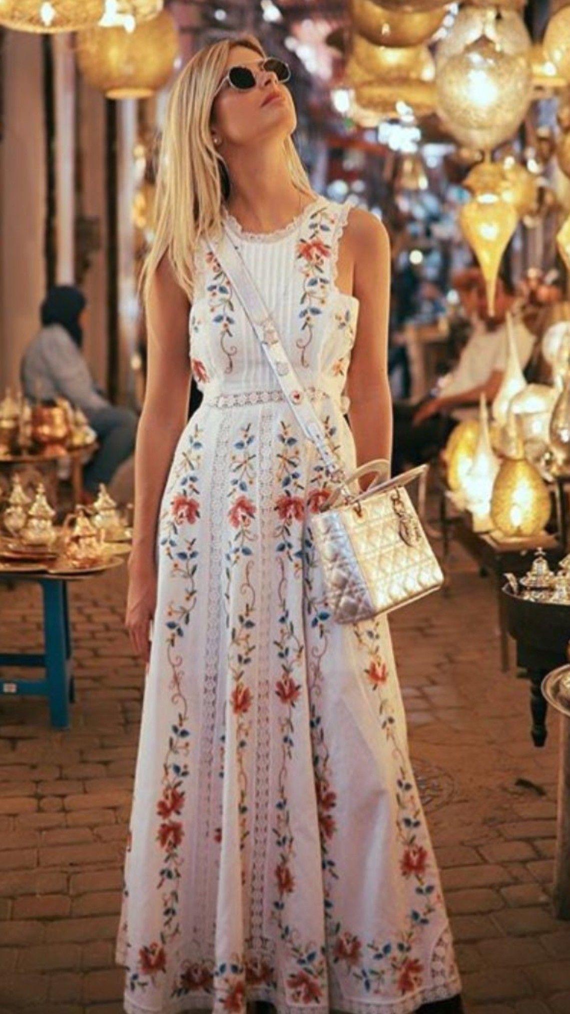 Pretty Embroidered Maxi Dress Embroidered Maxi Dress Maxi Dress Outfit Maxi Dress [ 2025 x 1139 Pixel ]