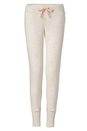 JUICY COUTURE  Heather Oyster Cuffed Hem Pants