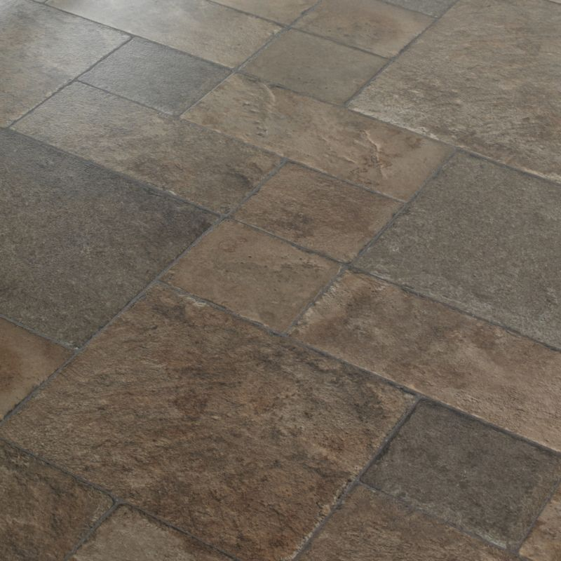 Tileloc Random Stone Sand Laminate Flooring Customer Reviews