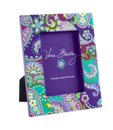 Heather Photo Frame Vera Bradley Patterns Amp Products
