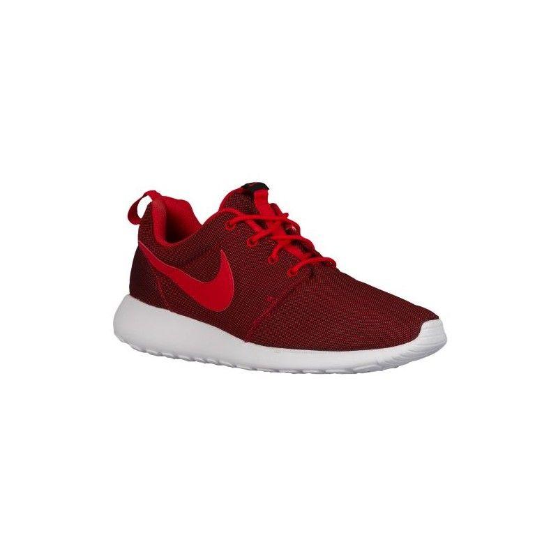 8c3ed4891836  53.99 Nike Roshe One - Men s - Running - Shoes - University Red Black