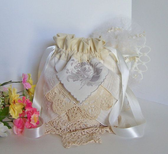 Wedding Money Bag Dollar Dance By Greenbriarcreations On Etsy