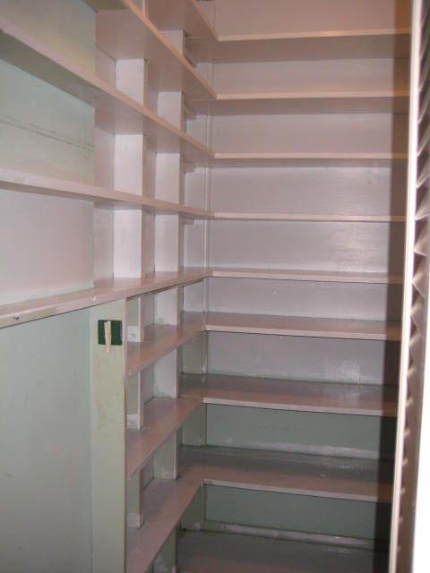 diy pantry shelves - Google Search