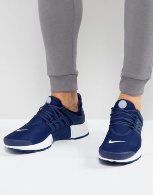 to buy 2018 sneakers 100% high quality Nike Air Presto Sneakers In Navy 848187-402 | Shoes | Presto ...