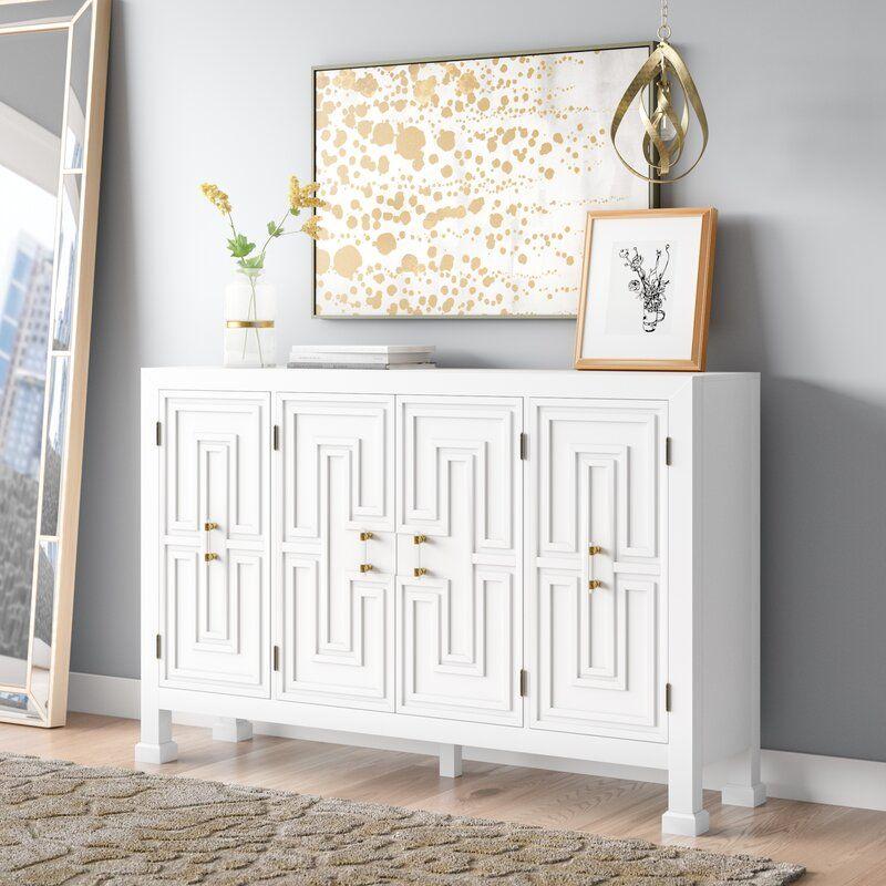 Willa Arlo Interiors Susanne Credenza Reviews Wayfair In 2020 Furniture Interior Sideboard