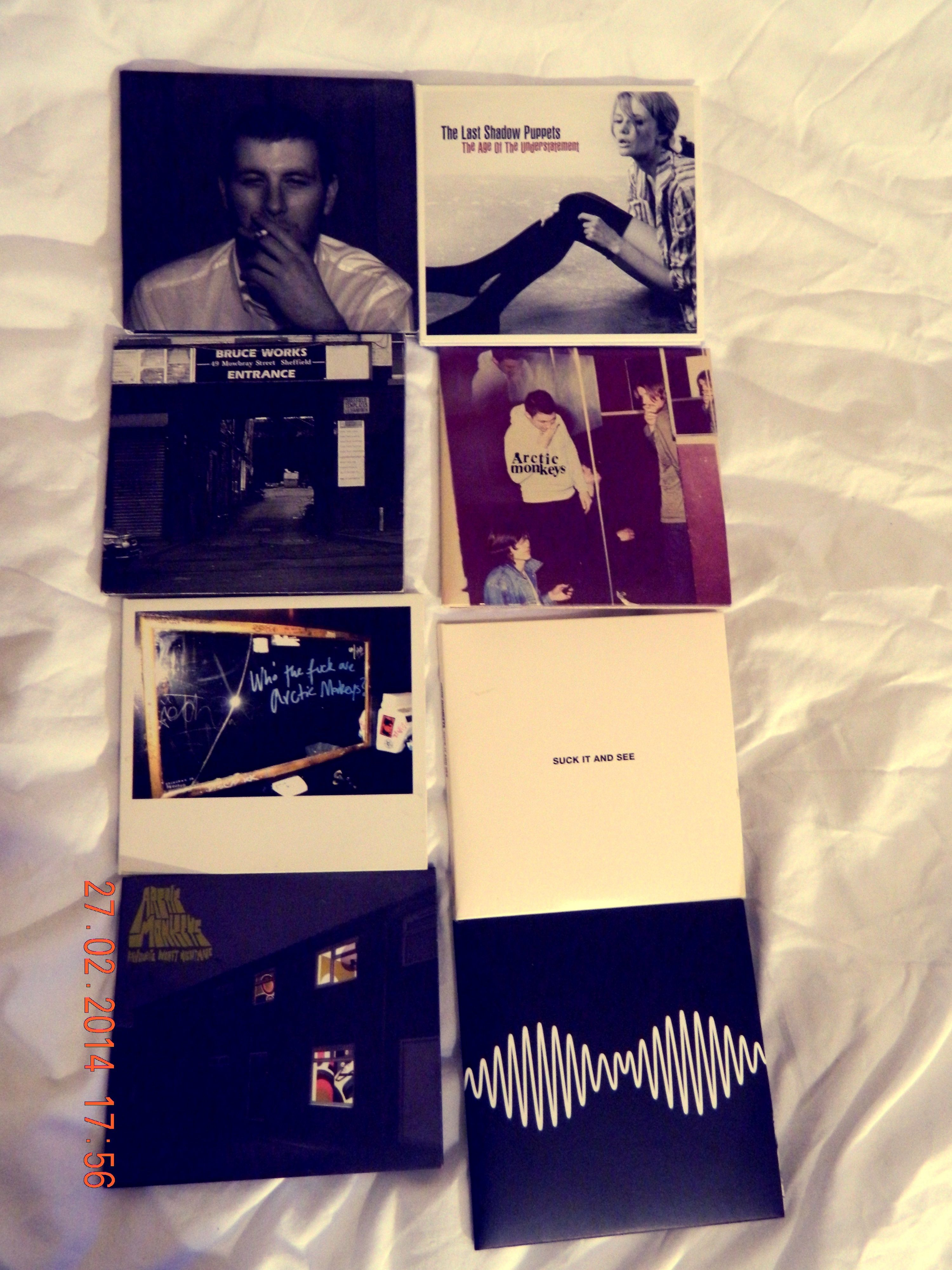 Arctic Monkeys And The Last Shadow Puppets The Last Shadow Puppets Arctic Monkeys Artic Monkeys