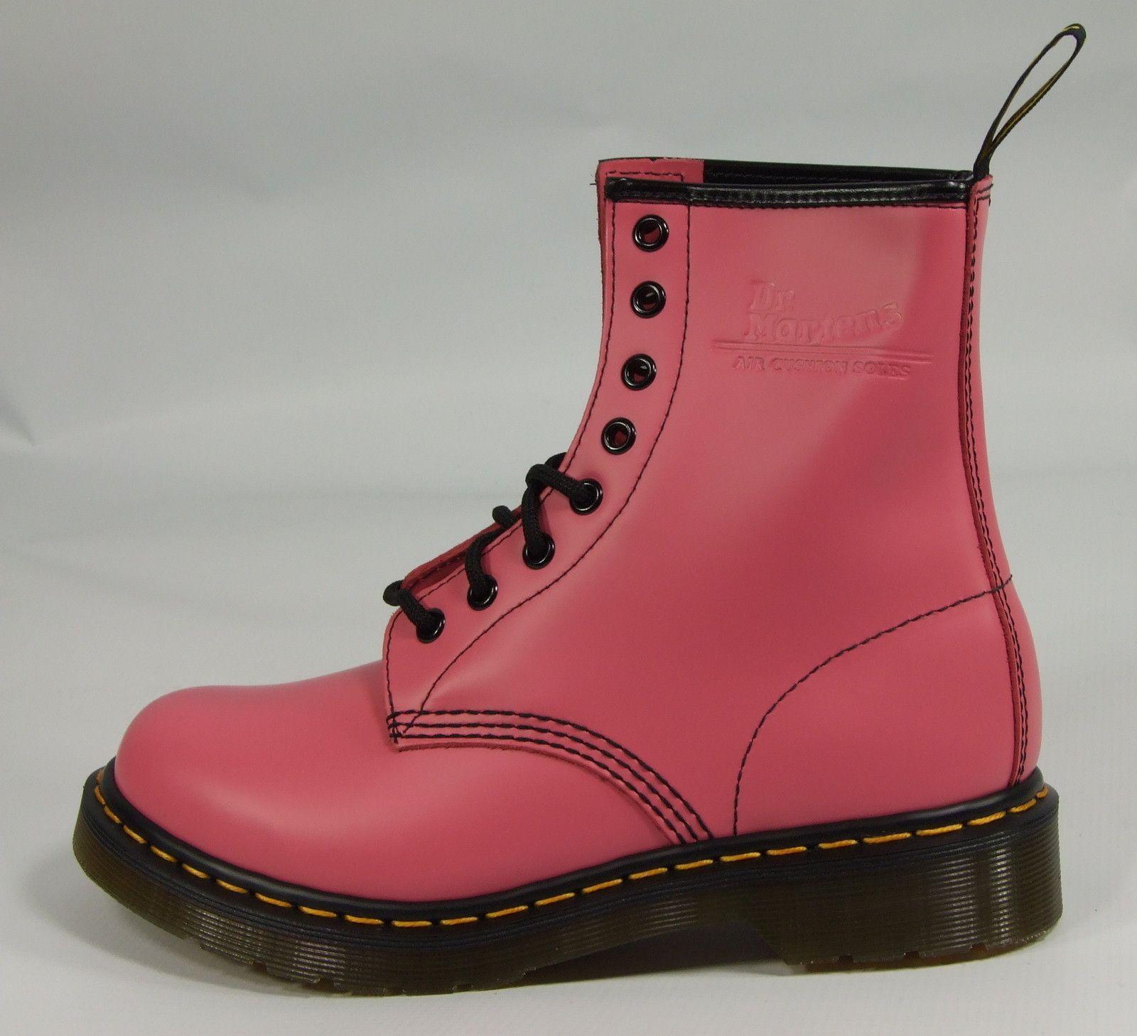 Dr. Martens Hot Pink AirWair sandals