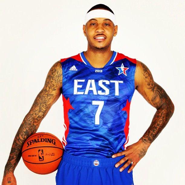 c9f714296 New York Knicks · Nba Players · Nfl Jerseys · All Star · Carmelo Anthony