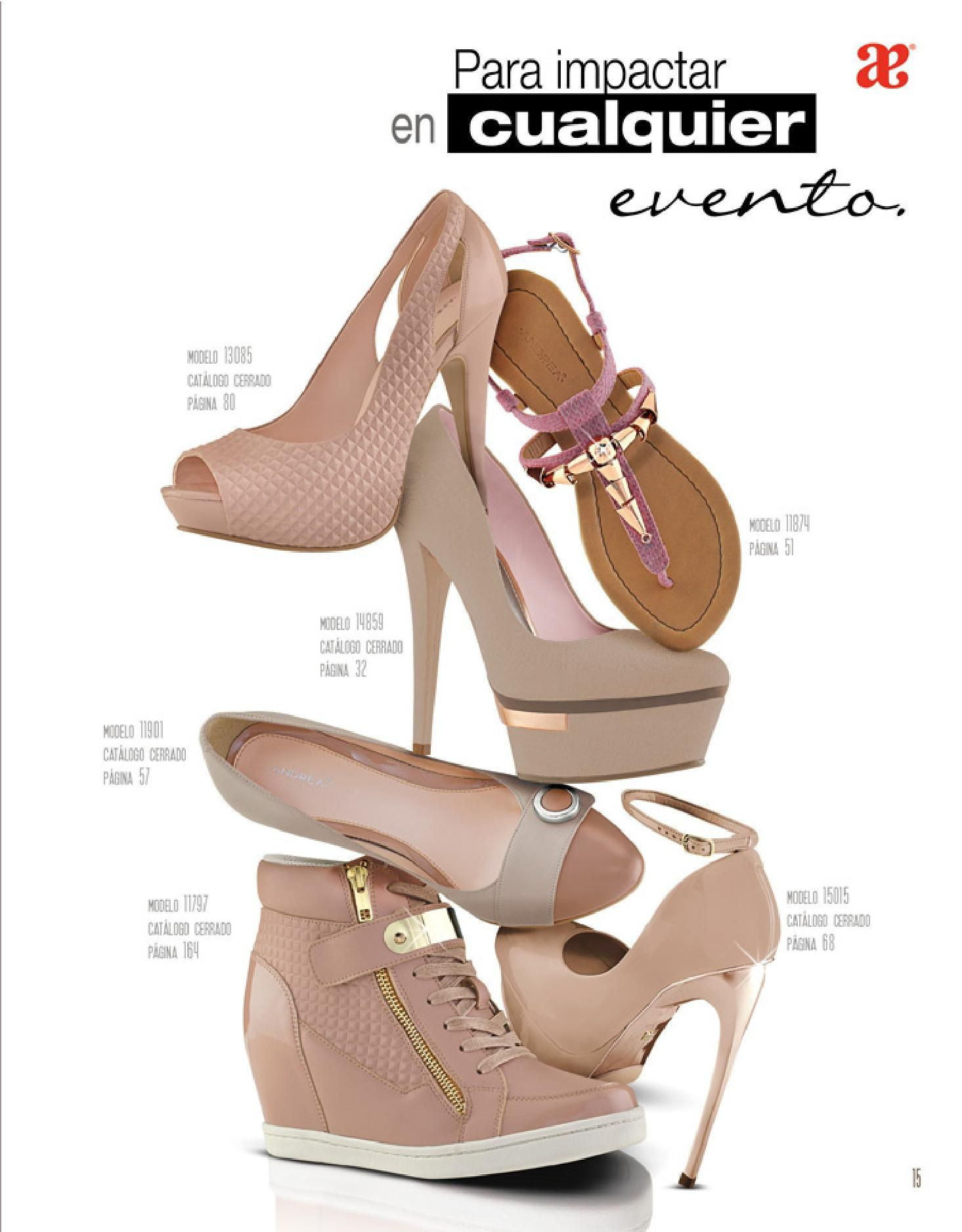 Sandalias Trend Moda Ropa Andrea Catalogo Fashion Monterrey Andrea Shoes Shoes Heels