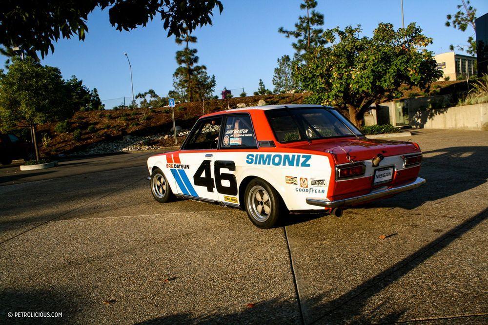 The BRE Datsun 510